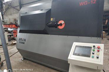 4-12mm cilindru hidraulic automatizat cilindru 2D