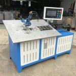 vânzarea fierbinte automat sârmă 3d sârmă de oțel care formează cnc, 2d prețul mașinii de îndoire sârmă