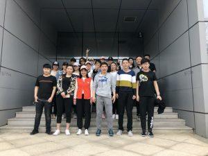 Prezentarea echipei
